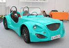 Neříkej mi baby! Je tady nové české auto: Kaipan Baby!