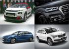 10 nejo�ek�van�j��ch novinek pa��sk�ho autosalonu