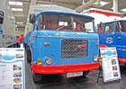IAA Hannover 2016: Staré náklaďáky na vlastní oči