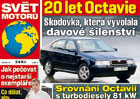 Sv�t motor� 39/2016: 20 let �kody Octavia