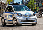 Smart ForTwo pro policii: Z�sk� pot�ebn� respekt?