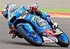 Motocyklová VC Aragonie 2016: Moto3 vyhrál Navarro, Brad Binder mistrem
