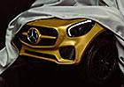 Mercedes-AMG ukazuje elektrický crossover pro Paříž. Zatím jen zčásti...