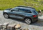 Český trh v listopadu 2016: Kodiaq se ještě neprodává a už je šesté nejprodávanější SUV