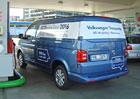 Economy tour s VW Transporter: Pod pět litrů