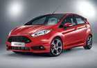 Ford Fiesta ST: Hot hatch chce být praktikem, nově nabídne pět dveří