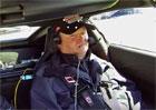 Corvette s poloautonomním řízením pro ochrnutého závodníka IndyCar