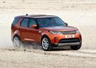 Nov� Land Rover Discovery ofici�ln�: V hlavn� roli rodina
