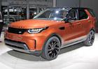 Land Rover Discovery naživo: Auto pro cestu z města až na konec světa