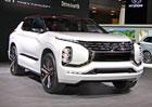 Mitsubishi GT-PHEV: Exkluzivn� hybrid podle Japonc�