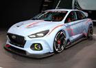 Hyundai RN30 Concept: Hot-hatch zatím jen jako okruhový koncept