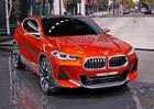 BMW Concept X2: Divok� alternativa nejmen��ho bavorsk�ho SUV