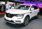 Renault v Paříži: Záplava novinek, aneb talisman na několik způsobů