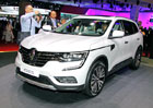 Renault v Pa��i: Z�plava novinek, aneb talisman na n�kolik zp�sob�