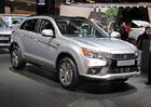 Mitsubishi ASX 2017: Nejen dynami�t�j�� vzhled