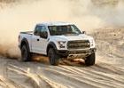 Ford F-150 Raptor: V�ce kon� a m�n� paliva pro rok 2017