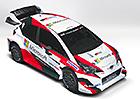 Toyota Yaris WRC: Gazoo Racing vyr�� do boje na rychlostn� zkou�ky