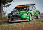 Racing 21 na Rally P��bram 2016: Den druh� � Bronz s chut� zlata