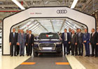 Nov� Audi Q5 se vyr�b� v Mexiku. I pro Evropu...