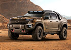 Chevrolet Colorado ZH2: Do boje s palivov�mi �l�nky!
