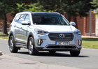 Hyundai Grand Santa Fe 2.2 CRDi 4x4 – Mamut zámořský