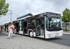 MAN: Autobusy s pohonem CNG