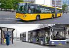 Kloubov� autobusy sou�asn�ch evropsk�ch zna�ek � 1. d�l (+videa)