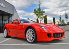Ojet� Ferrari 599 GTB Fiorano je v Praze na prodej za 10,6 milionu. Pro� je tak drah�?