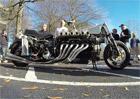 Video: Tuhle motorku pohání dvanáctiválec Lamborghini