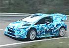 Tohle je nová generace Fordu Fiesta. Zatím jako speciál pro WRC