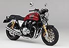 Honda CB1100 EX a RS: Sportovnější styl pro velkého naháče