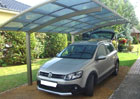 Ochraňte vaše auto před počasím