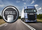 Scania �ada S: International Truck of the Year 2017