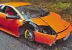 Kolik stojí oprava nabouraného Lamborghini Murcielago? Neptejte se...