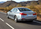 Nové BMW 5 odhaluje ceny. Kolik stojí?