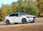 J�zdn� dojmy: Renault M�gane GrandCoup� � Jezd� l�pe ne� hatch?