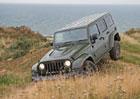 Novinka v prodejích aut. Do prodejny Jeepu se dostanete jen offroadem  (+video)
