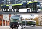 Kloubové autobusy: Ti vůbec nejdelší jezevčíci!