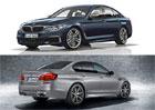Nov� BMW M550i je rychlej�� ne� dosavadn� M5. O kolik?