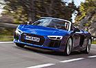 J�zdn� dojmy: Audi R8 Spyder. Pro� necht�t st�echu?