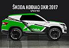 Škoda Kodiaq pro Dakar! Co na ni říkáte?