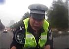 Když ujíždíte policii, neberte si příslušníka s sebou