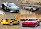 10 superaut, která (bohužel) zůstala jen koncepty