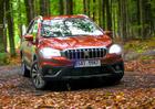 Suzuki S-Cross 2017: Jízdní dojmy s drsňákem