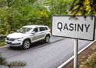 Z Kvasin se staly Qasiny. Kv�li �kod� Kodiaq