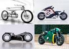 Motorky budoucnosti, kter� si lze koupit u� te� (+videa)