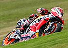 Motocyklová GP Austrálie: Pole position pro Marqueze, Lüthiho a Bindera