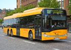 Solaris a jeho m�stsk� autobusy na Persontrafik 2016