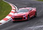 Chevrolet Camaro ZL1 a neskute�n� rychl� kolo na N�rburgringu