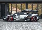 Jon Olsson a jeho nov� Lamborghini Hurac�n s v�konem 800 kon� (+video)
